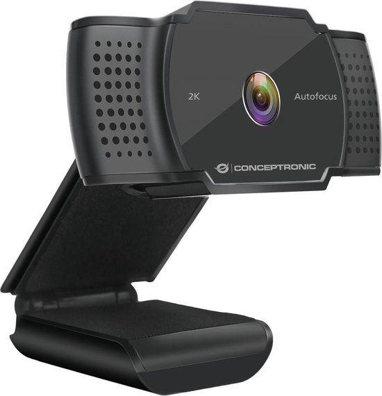 Conceptronic AMDIS02B 2K webcam