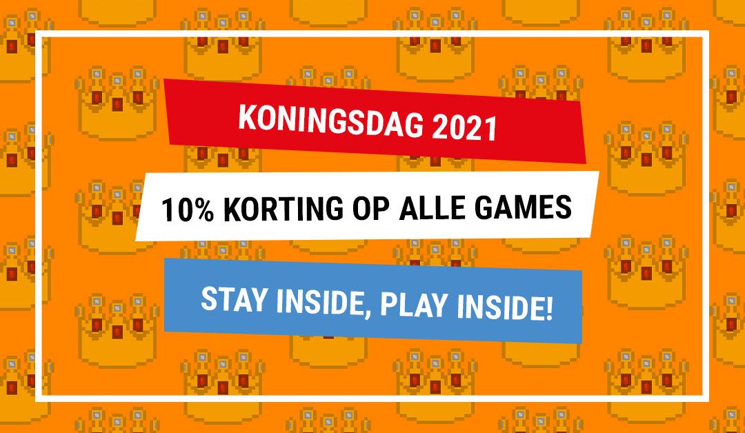10% korting op alles games bij GooHoo