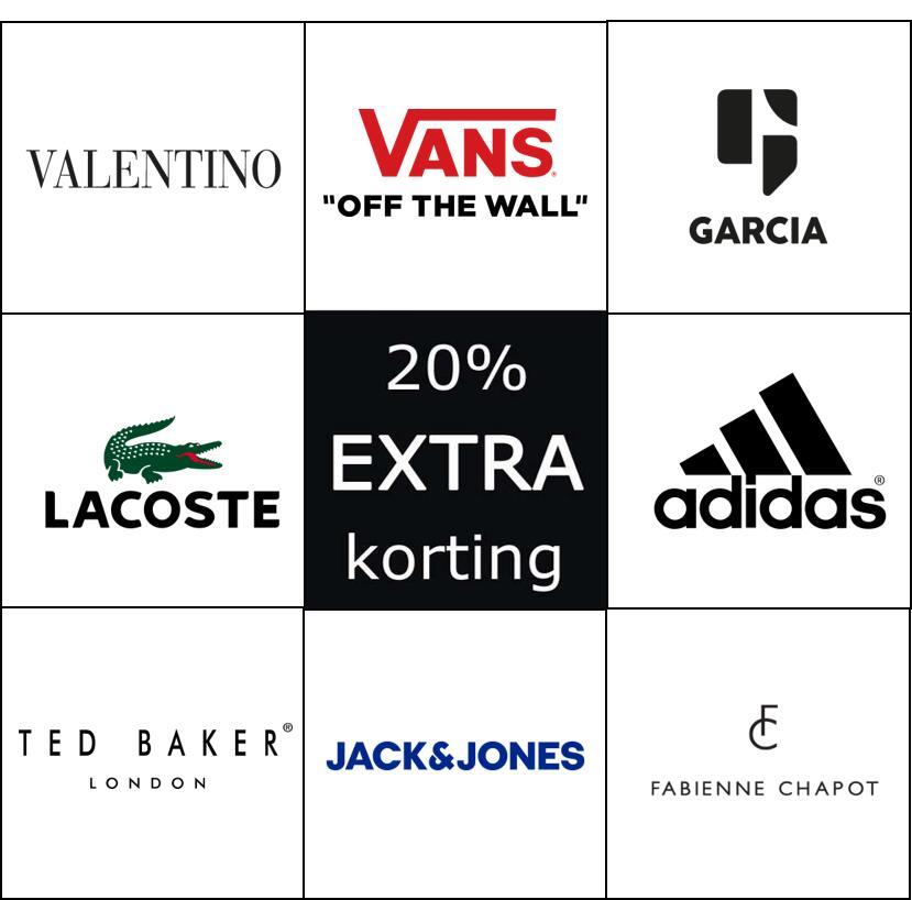 20% extra korting op de sale (tientallen merken, o.a. Adidas) @ Maison Lab
