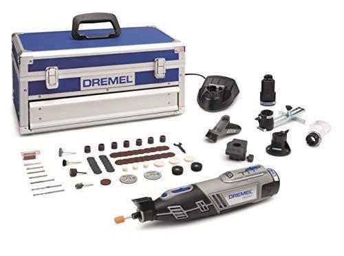 Dremel Platinum Edition 8220 - Draadloze multitool - 5 hulpstukken en 65 accessoires