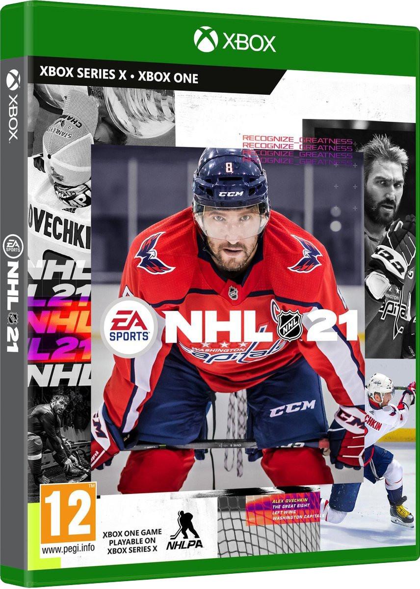 NHL 21 (XB1/PS4) @ BCC