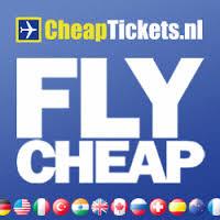 20 Euro korting bij Cheaptickets