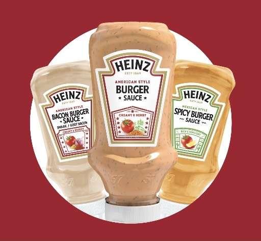 Heinz burgersaus (Jumbo) voor €0.32 via Tikkie