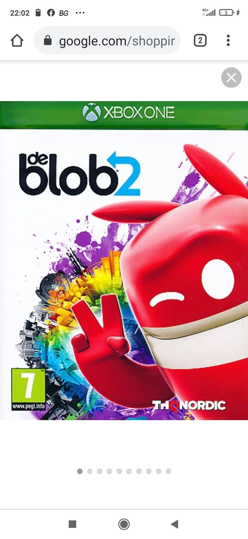 Blob 2 Xbox game GRATIS