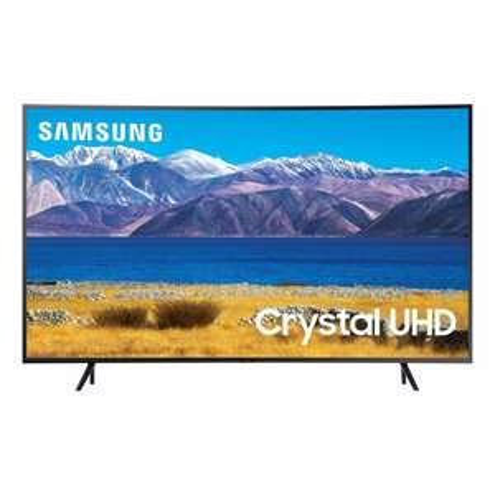 Curved Crystal UHD TU8300 (2020) @ Samsung via ING code