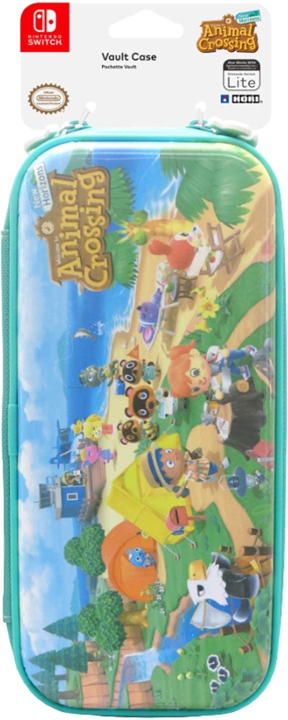 HORI - Nintendo Switch (lite) Animal Crossing: New Horizons opbergtas