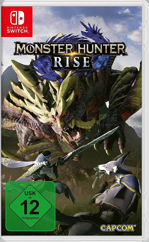 Monster Hunter Rise (Nintendo Switch) @Amazon