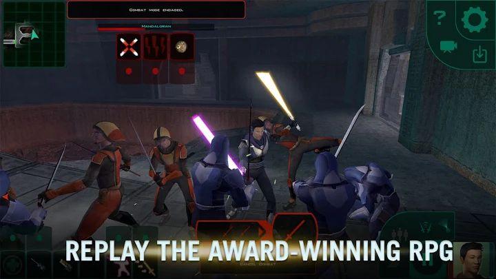 Android game (play store): Star Wars: KOTOR II (KOTOR 2)