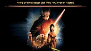 Android game (play store): Star Wars: KOTOR