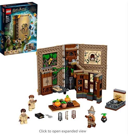 LEGO 76384 Harry Potter Hogwarts Moment: Herbal Class
