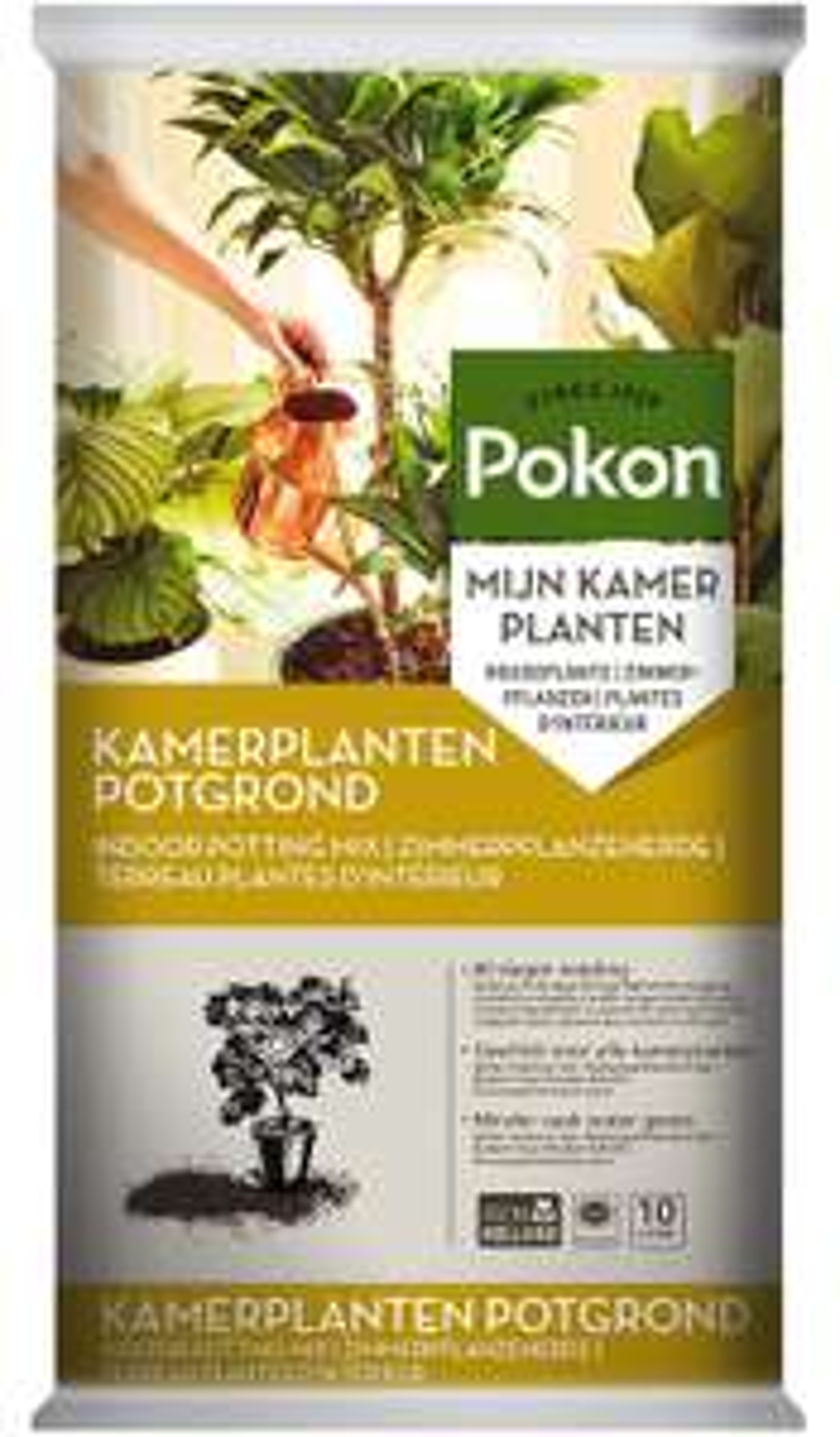 Pokon Kamerplanten Potgrond 10L, mogelijk prijsfout