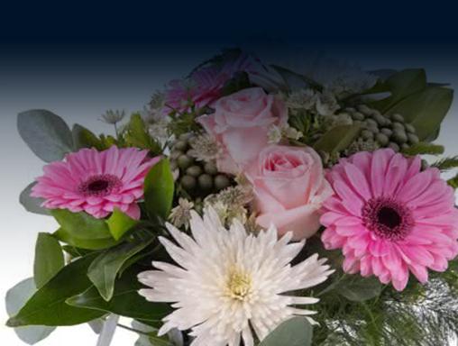 Gratis boeket bloemen bij de eerste 100 bestellingen @ Motorola