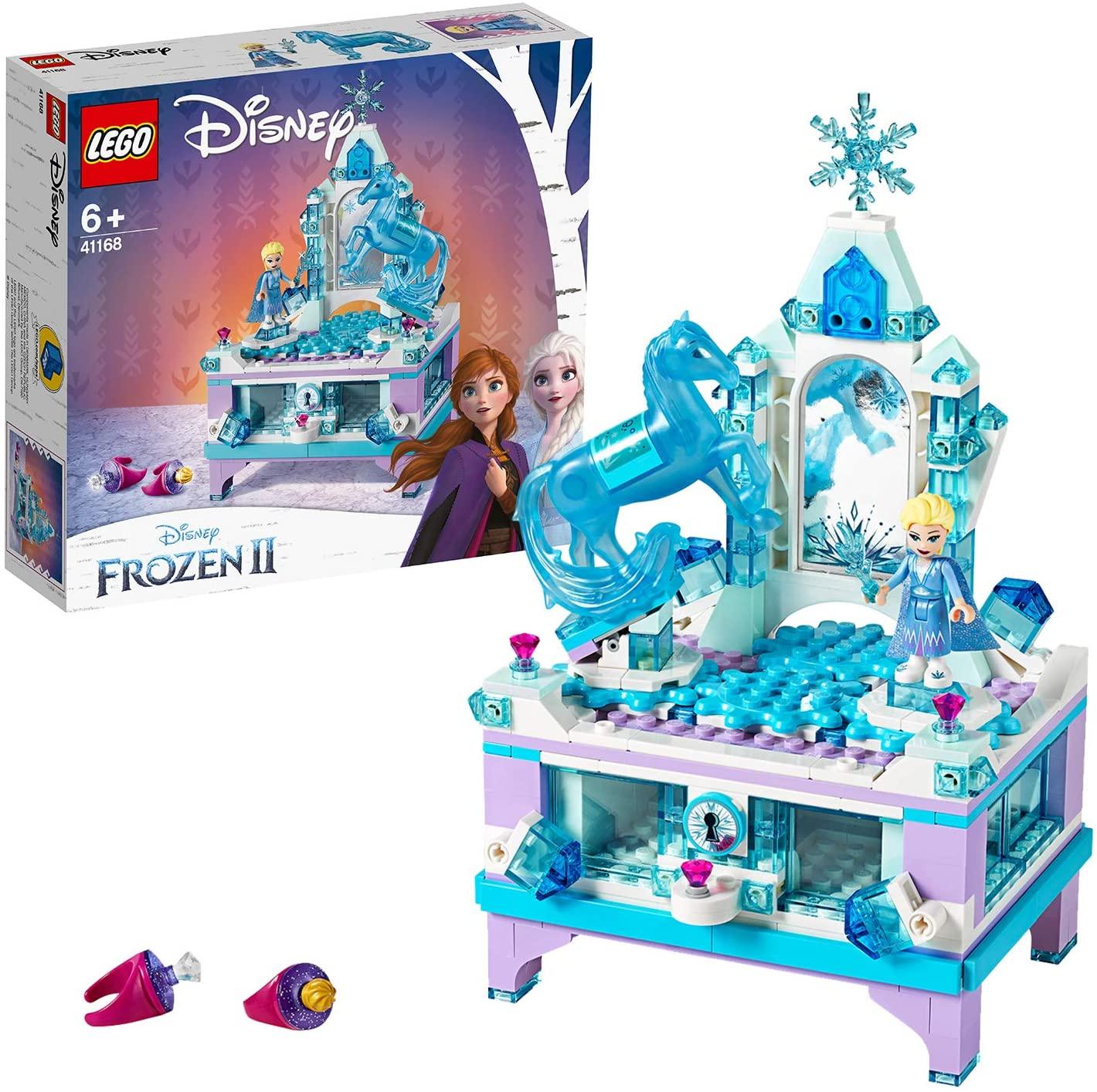 Lego 6251060 Lego Disney Frozen Lego Disney Frozen Elsa'S Sieradendooscreatie - 41168