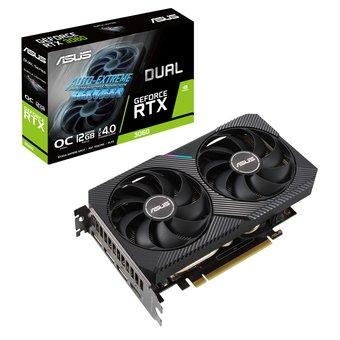 Asus GeForce® RTX 3060, 12GB, Dual OC bij Informatique