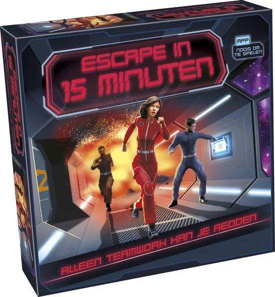 Escape in 15 minuten Bordspel @ Bol.com