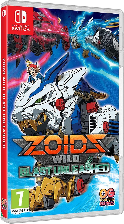 Zoids Wild: Blast Unleashed (Nintendo Switch) @Amazon ES