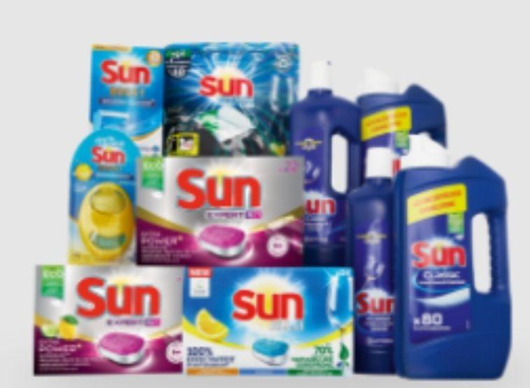Gratis bezorging (€5) bij aankoop van 2 stuks Sun (1+1 gratis) vanaf €2,19 @ Coop (week 18)