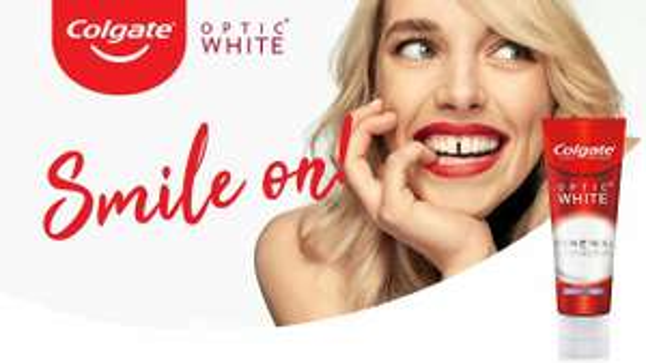 2x Colgate white one tandpasta voor €-0,01