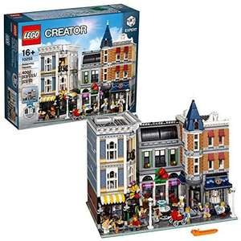 Lego Creator 10255 Stadsleven
