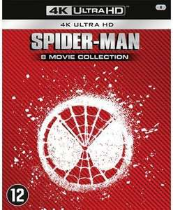 [Select deal] Spider-Man Collection (4K Ultra HD Blu-ray)