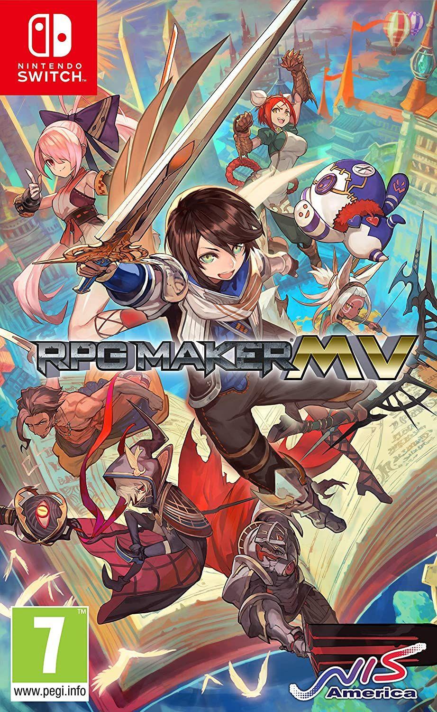 RPG Maker MV (Nintendo Switch) @Amazon IT