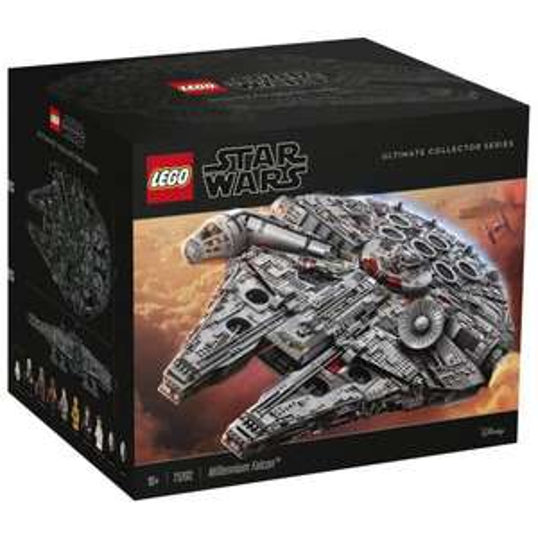 Op 4 mei 20% korting op alle Lego Star Wars