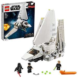 Lego 75302 Star Wars Imperial Shuttle + andere Lego Star Wars sets