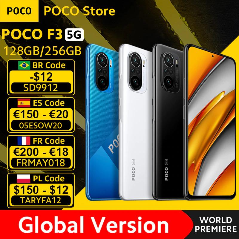 XIAOMI POCO F3 |6GB 128GB| 8GB 256GB| @AliExpress