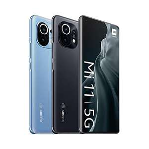 Xiaomi Mi 11 5G - Smartphone 8GB + 128GB - Zwart/Blauw