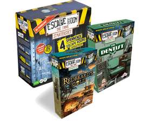 Escape Room the Game + 2 uitbreidingen