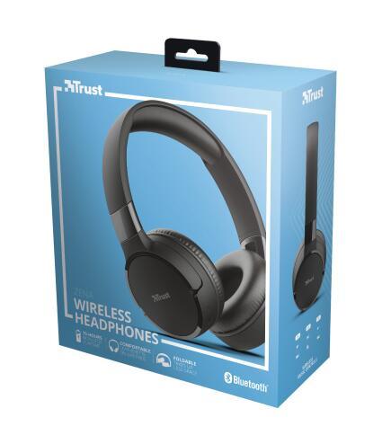 Trust Zena Bluetooth On-Ear Hoofdtelefoon @ Belsimpel