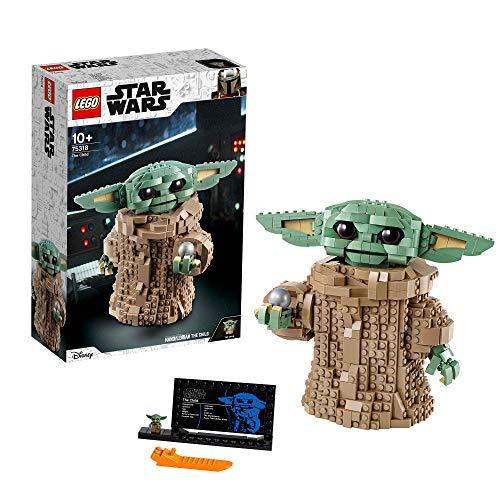 LEGO Baby Yoda (LEGO 75318 Star Wars The Mandalorian)