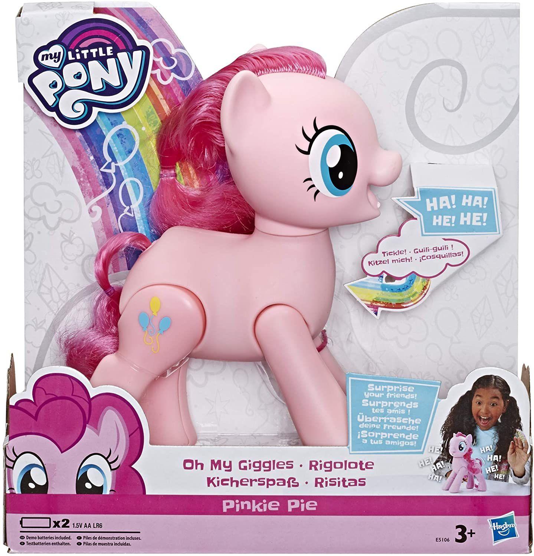 My Little Pony Oh My Giggles Pinkie Pie / My little pony giechelende pinkie pie, van Hasbro