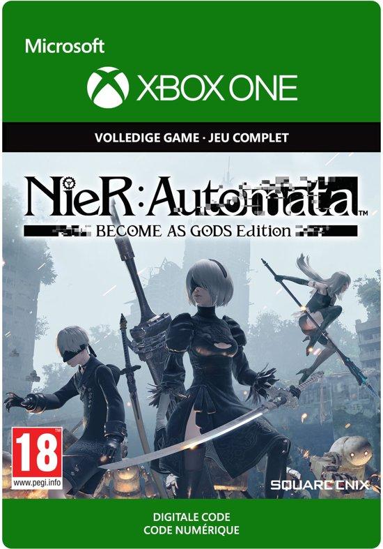 NieR:Automata Become as Gods Edition (Xbox)