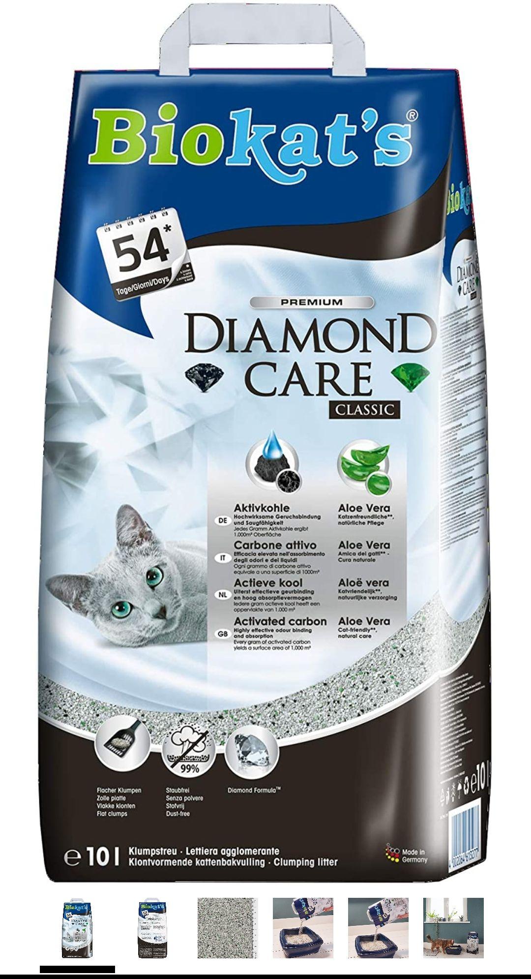 Biokat's Diamond Care Classic zonder geur 5 voor 4