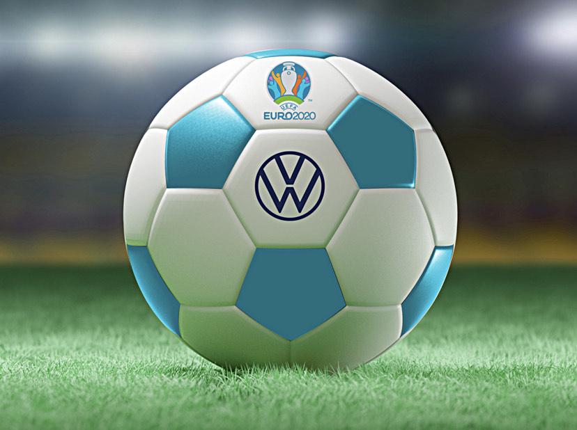 Volkswagen UEFA EURO 2020 voetbal