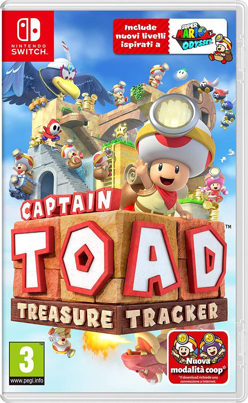 Captain Toad: Treasure Tracker (Nintendo Switch) @Amazon IT
