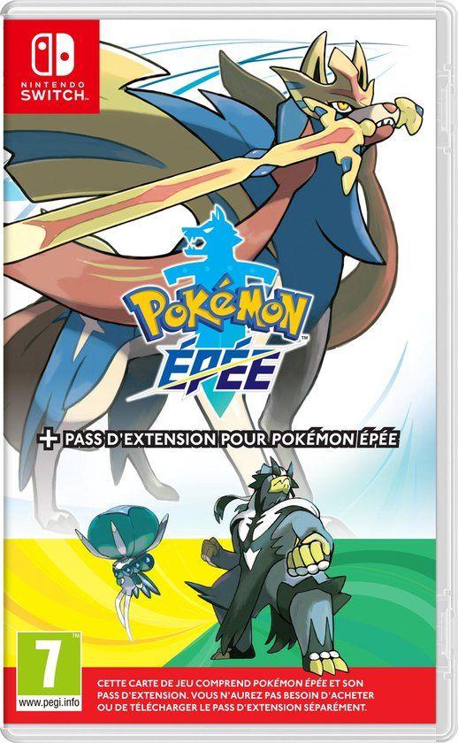 Pokemon Sword of Shield + Expansion Pass (Nintendo Switch) @Bol