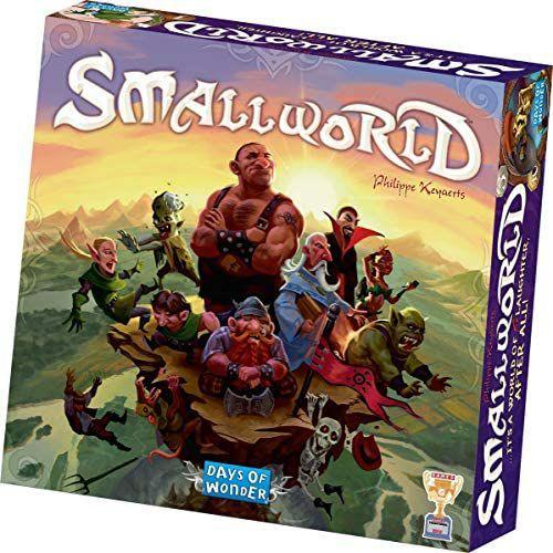Small World - Strategisch spel