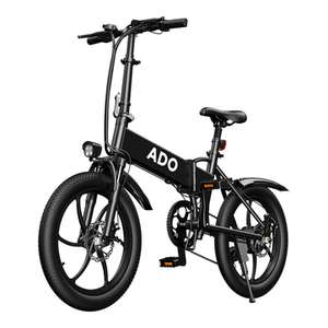 [EU DIRECT] ADO A20 350W 36V 10.4Ah 20 inch Electric Bike 25km/h