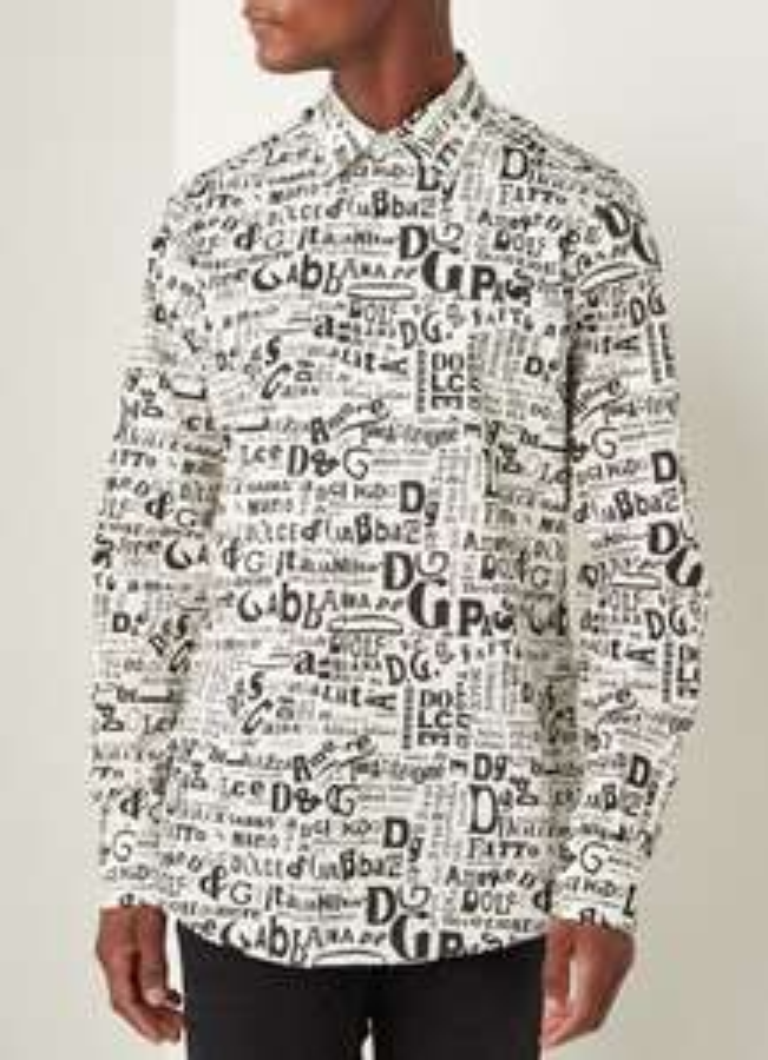 Dolce & Gabbana overhemd, nu -70%