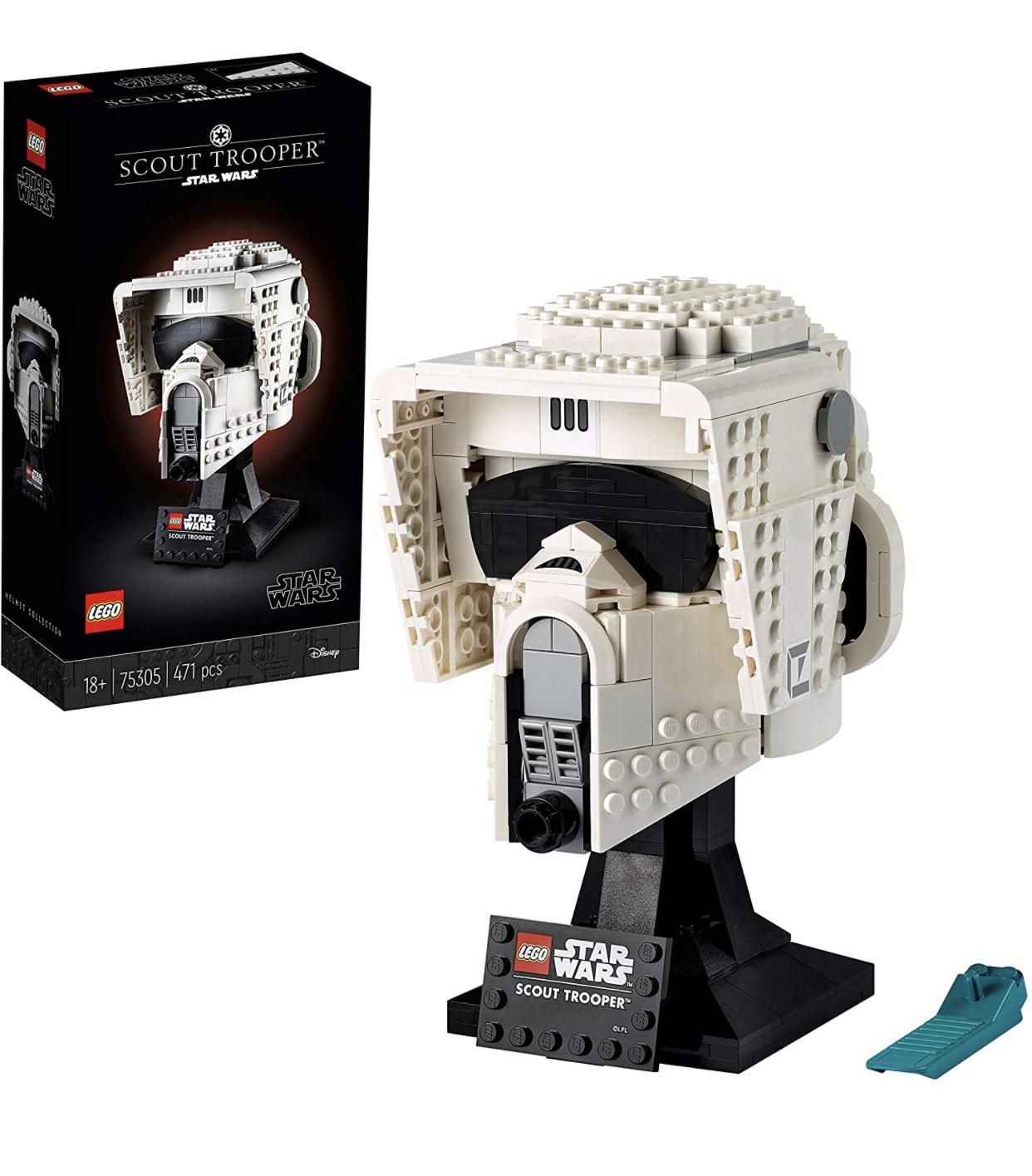LEGO 75305 Star Wars Scout Trooper Helm