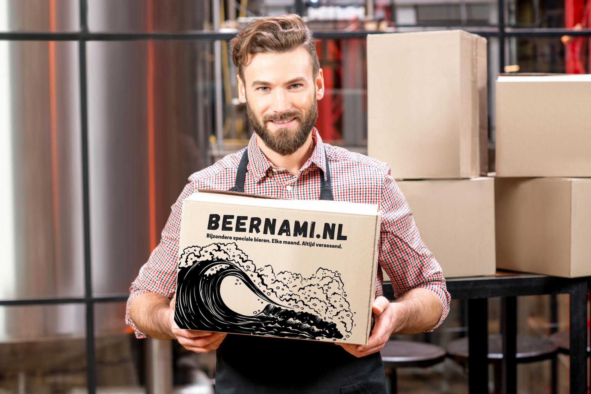 Beernami: 10 Nederlandse craft beers thuisbezorgd