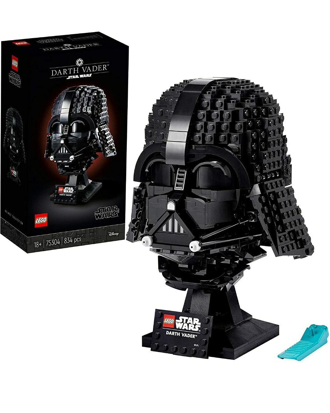 LEGO 75304 Star Wars Darth Vader Helm