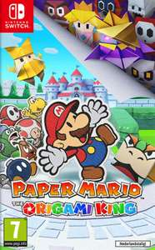 Bol.com SELECT - Paper Mario: The Origami King - Switch (EN) - 34.99 (39,99 zonder select) + meer!