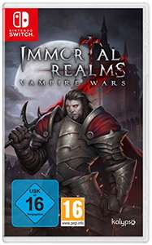 Immortal Realms: Vampire Wars (Nintendo Switch)
