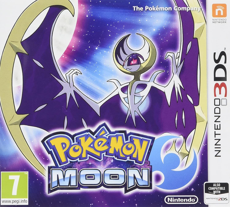 Pokemon Moon (Nintendo 3DS) @Amazon UK