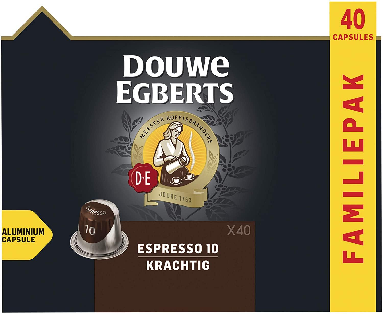 Douwe Egberts Coffee Cups Espresso (200 stuks)