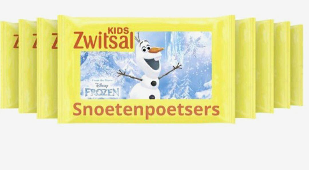 Zwitsal snoetenpoetsers(12 pack)(select leden)