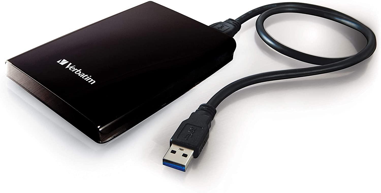 Verbatim Store 'n' Go USB 3.0 draagbare harde schijf - 2 TB